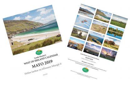 West of Ireland Calendar - MAYO 2019