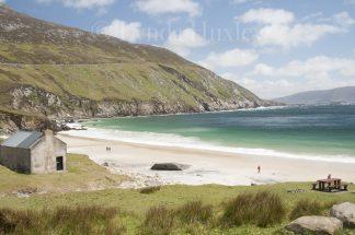 Keem Beach, Achill Print