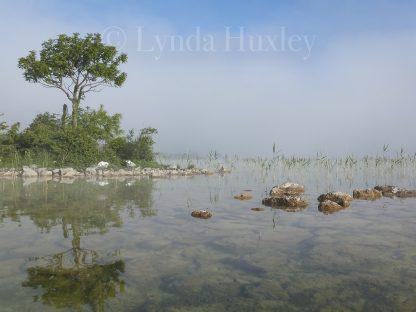 Lough Carra Morning Mist Print