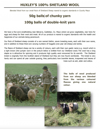 Wool Information
